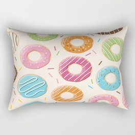 Dough-nut Rectangular Pillow