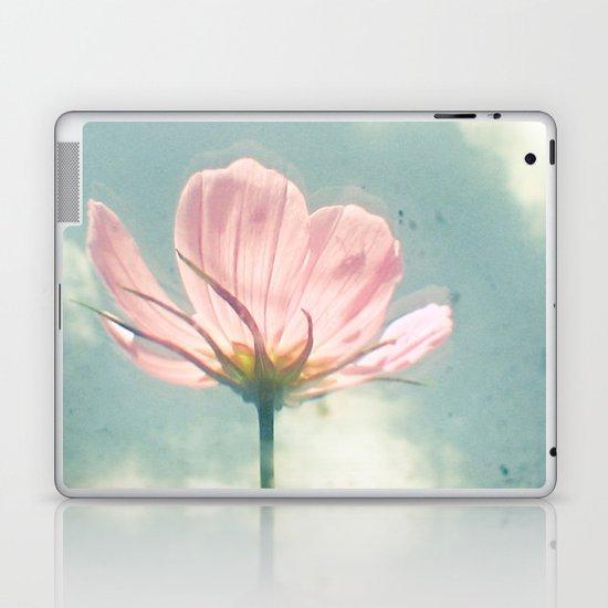 Pink Cosmos Laptop & iPad Skin