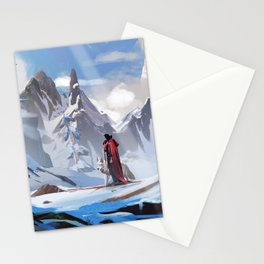 Oldy and Wilop Stationery Cards
