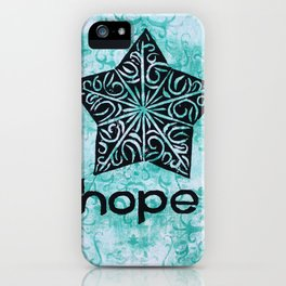 Hope III iPhone Case