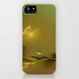 Light's coming iPhone Case