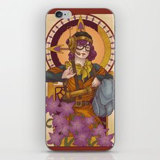 Chronos IV Nouveau iPhone & iPod Skin