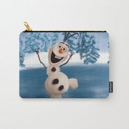 Olaf the Snowman Carry-All Pouch