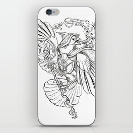 Song of The Mothers iPhone Skin