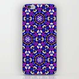 Clover Blossom Pattern iPhone Skin