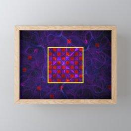 Chess needs Colour Framed Mini Art Print