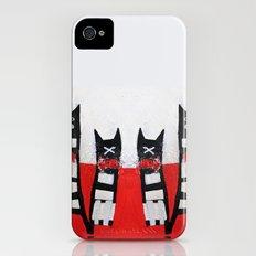GoodluckGatti iPhone (4, 4s) Slim Case