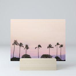 Magic Hour / Tropical Photography Mini Art Print