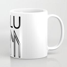 Salu - Runes Sacred Healing Word  Coffee Mug