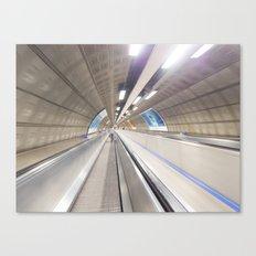 Jubilee Line London Canvas Print