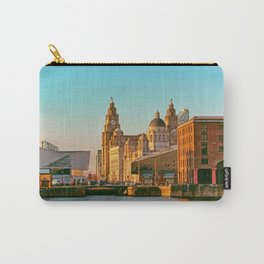 Pier Head and the Albert Dock Carry-All Pouch