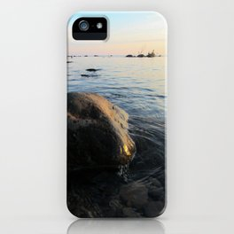 Georgian Bay Waters Home Decor. iPhone Case