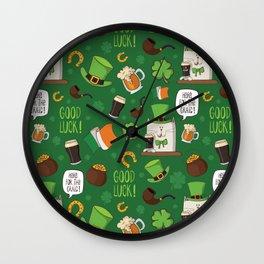 Irish best Wall Clock