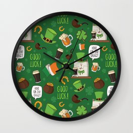 Irish best Wall Clock