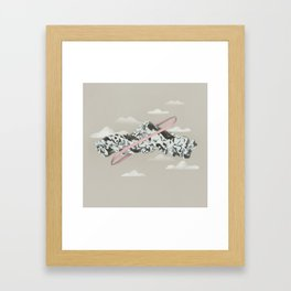 Infinite Views Framed Art Print