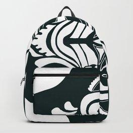 Tile art Backpack