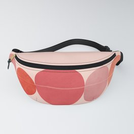 Abstraction_ROCK_LINES_VISUAL_ART_Minimalism_001 Fanny Pack