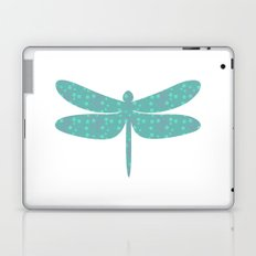 pattern with dragonfly Laptop & iPad Skin
