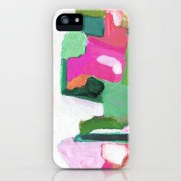 Streamline (watermelon) iPhone Case