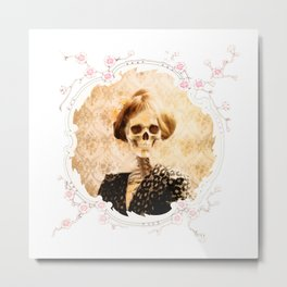 Sandy Tee! Metal Print