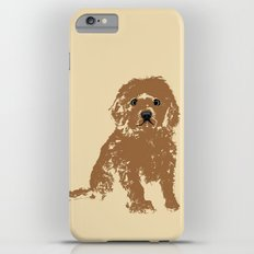Cockapoo dog art Slim Case iPhone 6 Plus