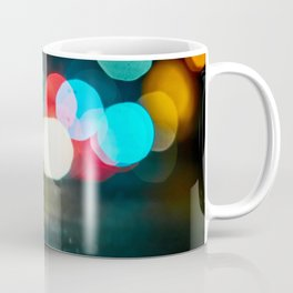 Northern California Lights Coffee Mug