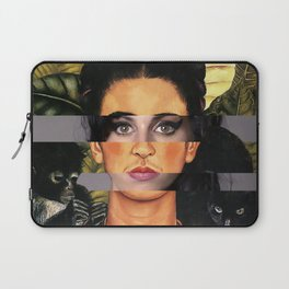 Frida Kahlo's Self Portrait with Thorn Necklace & Amy Laptop Sleeve