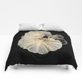 Mushroom Gills Comforters