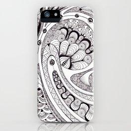 Koru 1 iPhone Case