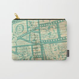 Pix Type Filmed Photo Carry-All Pouch