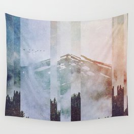 Fractions A38 Wall Tapestry
