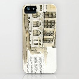 Treasury iPhone Case