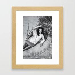 B&W Models Series 2 Framed Art Print