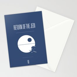 Return of the Jedi Stationery Cards