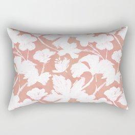 Wild Geranium Rectangular Pillow