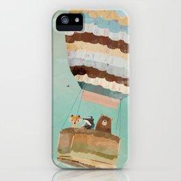 a little wondrous adventure iPhone Case