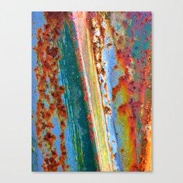 RUST ART URBAN DECAY Canvas Print
