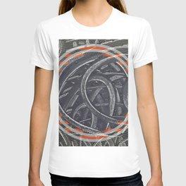 Junction - orange circle T-shirt