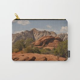 Red Desert Carry-All Pouch