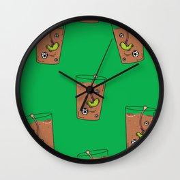"""给我一杯 """"Tut Kiu"""" Wall Clock"""