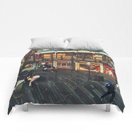 Fisherman's warf Comforters
