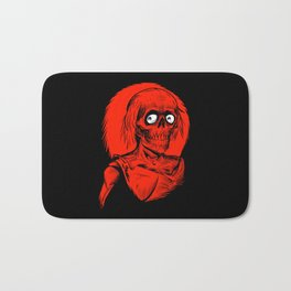 Longing for Brains Bath Mat