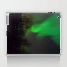 Northern Lights over Norway Laptop & iPad Skin