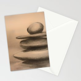 Serenity stones Stationery Cards