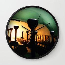 Southgate Station 2 Wall Clock