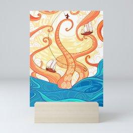 The Fisherman Mini Art Print