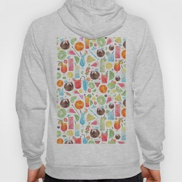 Summer Fruit Cocktail Hoody