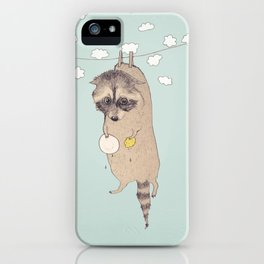 Wasbeer iPhone Case