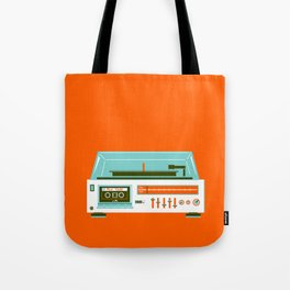 Mix Tape - I love the 80s Tote Bag
