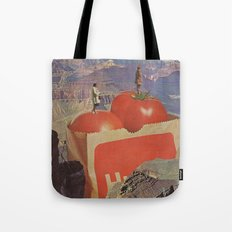 a woman's place Tote Bag